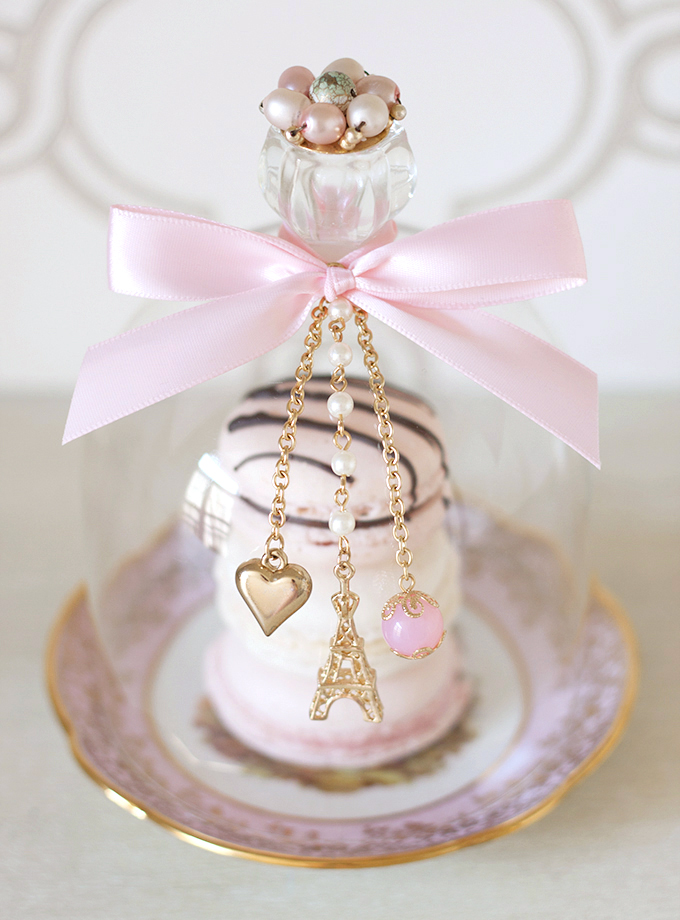 Paige Smith Designs_pink dessert dome_4